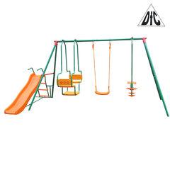 Детский комплекс с горкой MULTI-SWING SET  DFC MSGL-01 370x192x200см