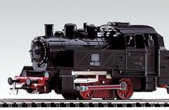 Паровоз BR 98 50500