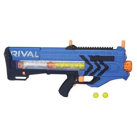 Nerf: Бластер Rival Zeus MXV-1200 B1593  — Nerf Rival Zeus MXV-1200 Blaster — Нерф Нёрф Хасбро