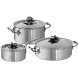 Набор посуды Opus Prima 3 предмета, артикул Z06 Ruffoni, производитель - Ruffoni