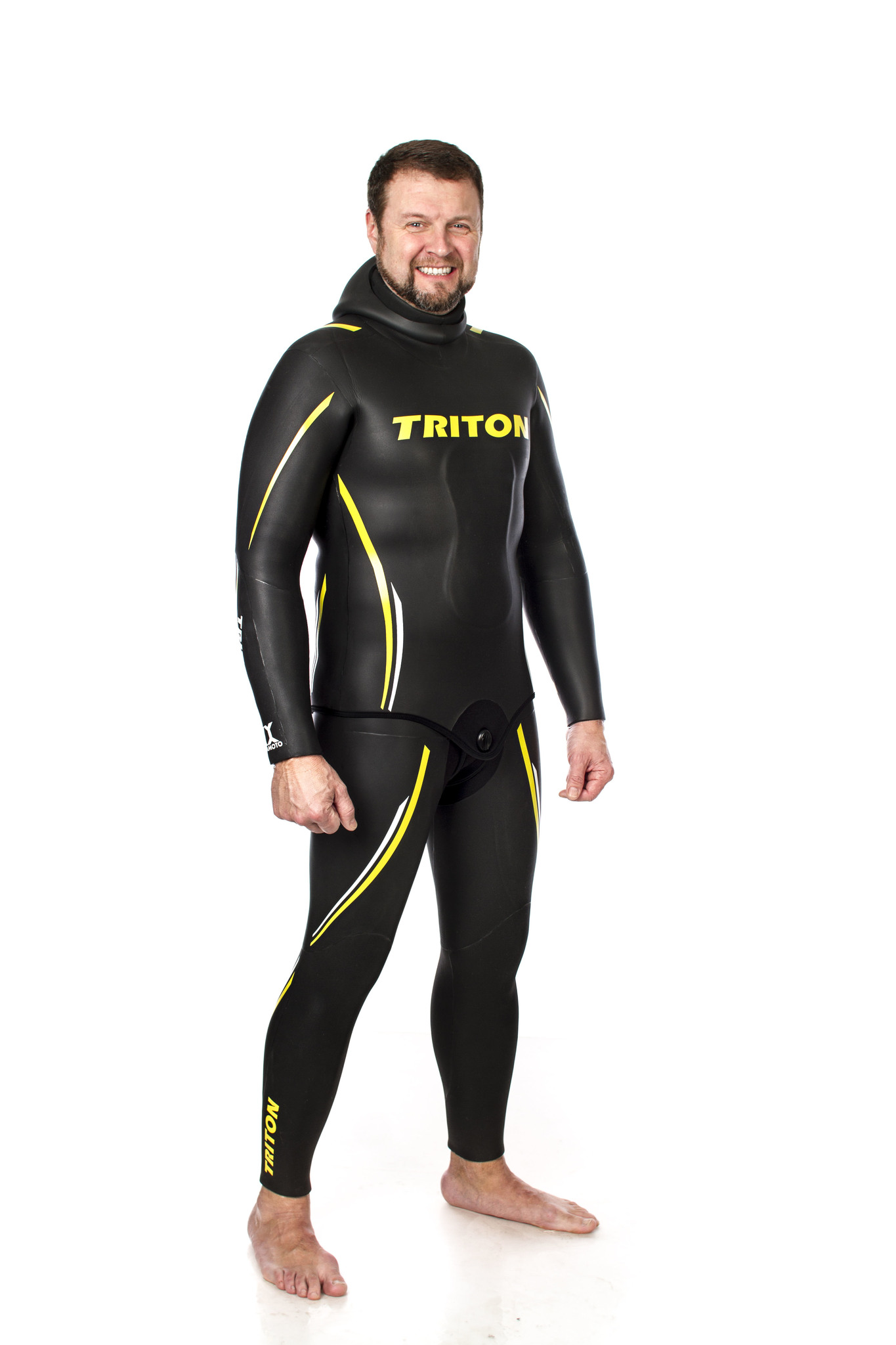 Гидрокостюм Triton 5 мм голый