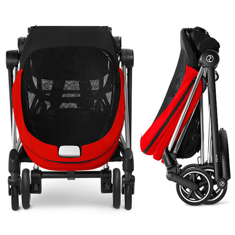 Прогулочная коляска Cybex Mios Scuderia Ferrari