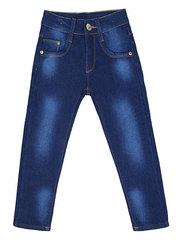 K808 джинсы для мальчиков, утепленные