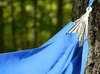 Гамак из льна синий RG15SIN