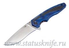 Нож Чебуркова Касатка Custom дамаск