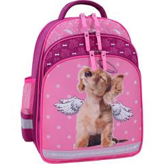 Рюкзак школьный Bagland Mouse 143 малиновый 561 (0051370)