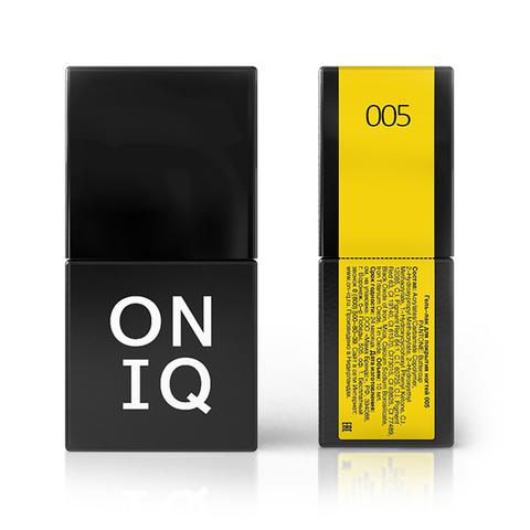 OGP-005 Гель-лак для покрытия ногтей. PANTONE: Buttercup