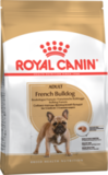 Royal Canin French Bulldog Adult Сухой корм собак породы Французский бульдог старше 12 месяцев 3 кг. (182030/182130)