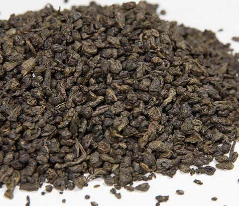 Зеленый китайский чай «Ганпаудер» (Люй Чжу, 50 гр)