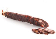 Колбаса сыровяленая из конины~300г