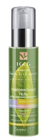 Белита М EGCG Korean GREEN TEA Гель гидрофильный для снятия макияжа 120г