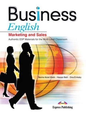 Business English Marketing and Sales Student's Book. Учебник