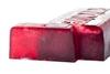 Натуральное мыло ручной работы Мон Шерри с экстрактом вишни, 100g ТМ Savonry