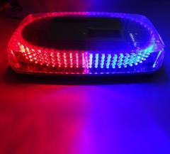 Светодиодный проблесковый маяк красно-синий