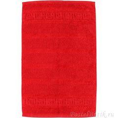 Полотенце 50x100 Cawo Noblesse 1001 красное