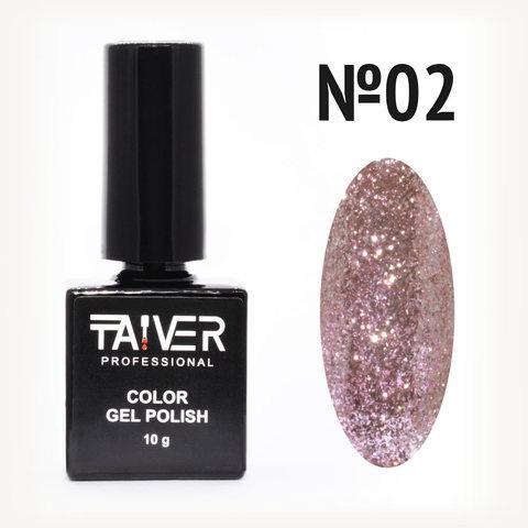 Гель-лак TAIVER Shiny 02