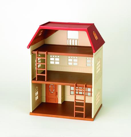 Трехэтажный дом Sylvanian families 2745 (2745K)