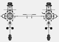 MATRIX G3-MS80 8-ми позиционная мультистанция