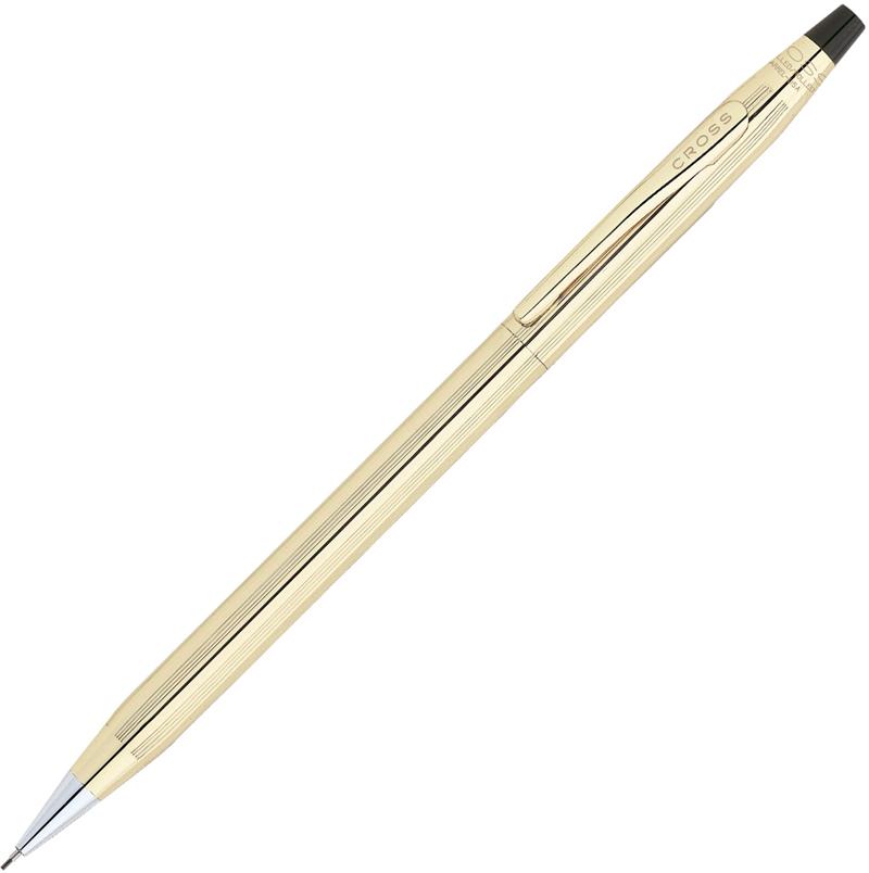 Cross Century Classic - 10 Karat Rolled Gold, механический карандаш, 0.7 мм