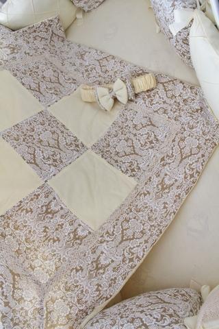 Летнее одеяло - конверт на выписку Арабика