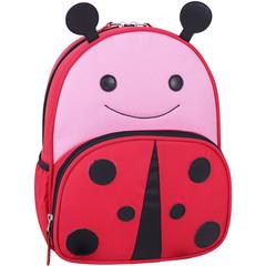Рюкзак Bagland Bee 5 л. Красный (0052115)