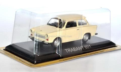 Trabant 601 beige 1:43 DeAgostini Masini de legenda #3