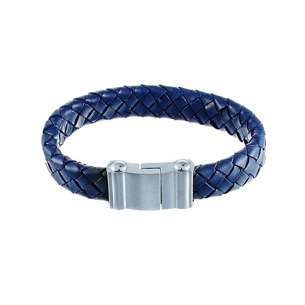 Кожаный браслет JV 232-0113