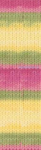 Пряжа BURCUM bebe batik (Alize) 2613 - фото