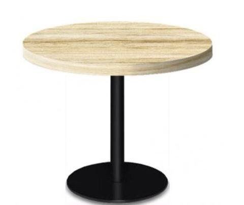 стол для кафе с круглым основанием