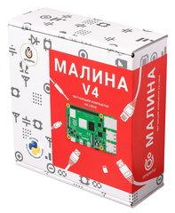 Электронный конструктор «Малина» v4