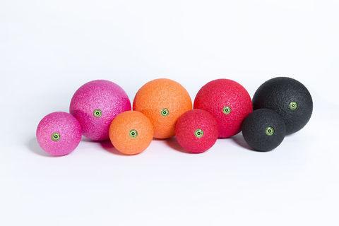 набор массажных мячиков BLACKROLL® BallSet. Набор мячей для массажа немецкого качества