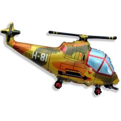 F Мини фигура Вертолет (военный) /Helicopter (military) (14