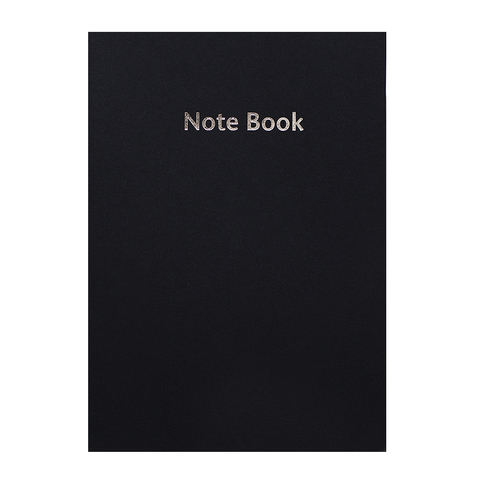Тетрадь Notebook Black