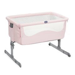 Кроватка Chicco Next2Me цвет French Rose