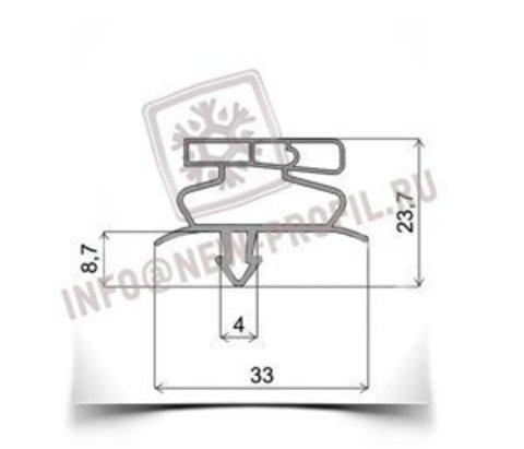Уплотнитель для стола охлаждаемого True TUC-48-HC (размер по пазу).  Размер 65,5*56,5 см Профиль 019