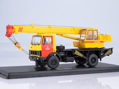 MAZ-5337 Truck crane KS-3577 Mosmetro 1:43 Start Scale Models (SSM)