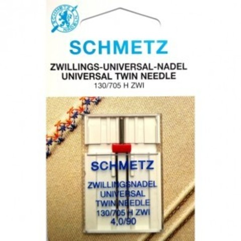 Игла Twin universal 130/705 H ZWI SDS №1-4,0/90 | Soliy.com.ua