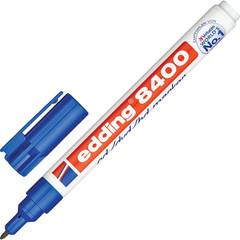 Маркер для CD EDDING E-8400/3 синий, 0,75мм