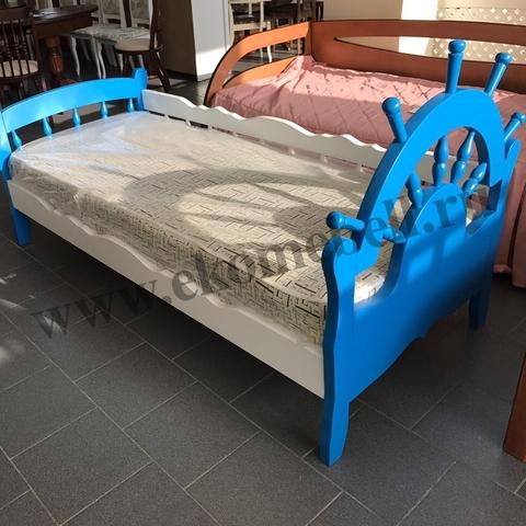Детская Кровать Шкипер