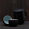 Дорожный набор для чаепития из керамики