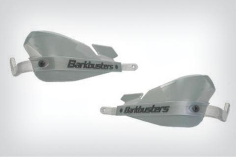 Защита рук Barkbusters BMW F700/800GS серебро