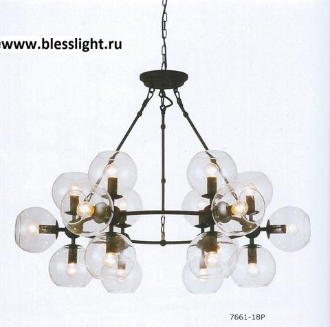 люстра 7661–18P