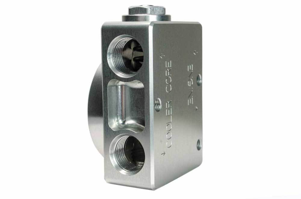 4 портовый масляный адаптер акпп