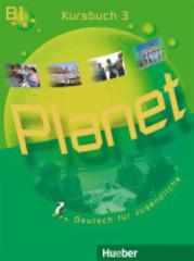 Planet 3, Kursbuch