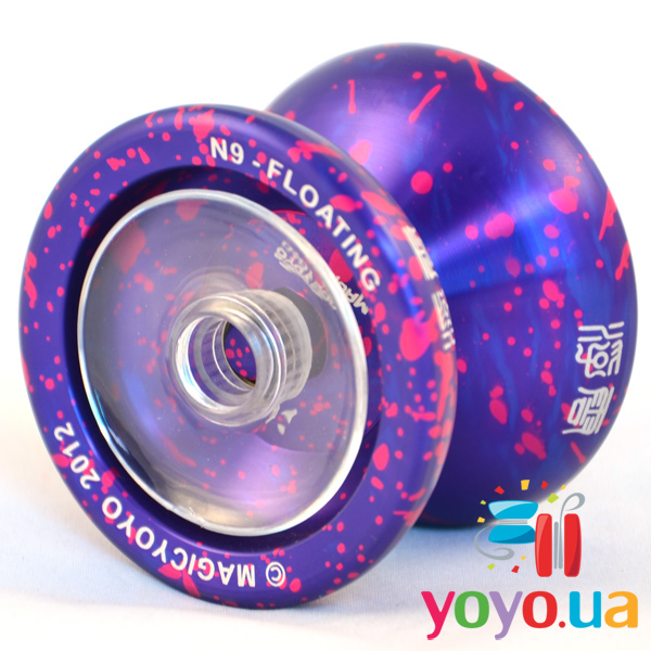 Magic   YoYo  N9 - Floating