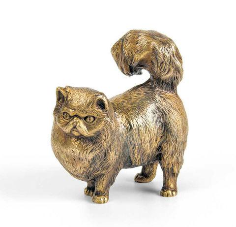 Длинношерстная кошка (бронза)