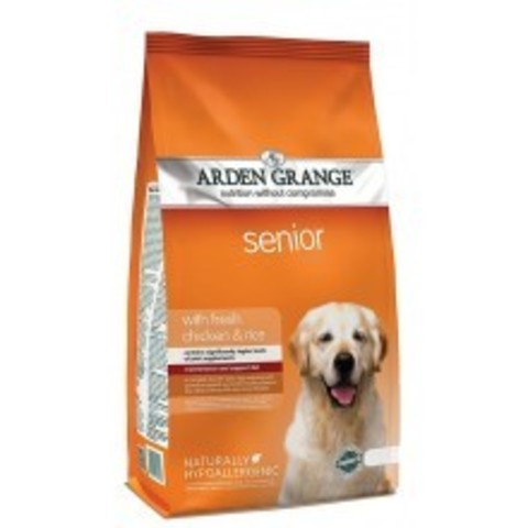 ARDEN GRANGE ADULT DOG SENIOR 15 кг