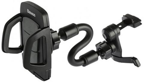 Автомобильный держатель Baseus Wind Pro Series Car Mount /black/