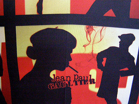Зонт складной JP Gaultier 1171-1 Silhouette