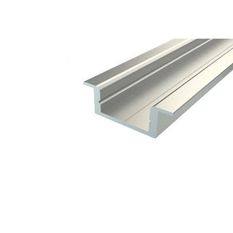 Профиль 2207 врезной алюминиевый